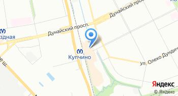 Буквоед на карте