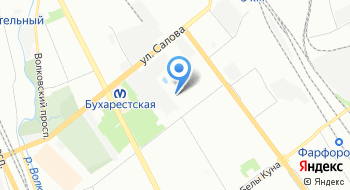 Федеральная противопожарная служба по городу Санкт-Петербургу центр материально технического обеспечения на карте