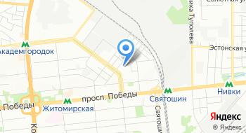 База отдыха Эдельвейс Закарпатье, представительство на карте