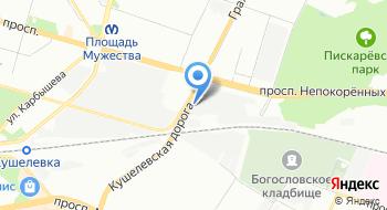 Невский Кэпитал Партнерс на карте