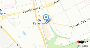Магазин радиодеталей Импульс на карте