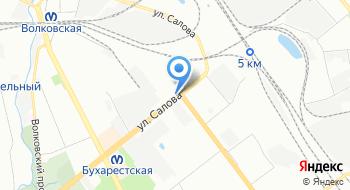 СпбКолорРок на карте