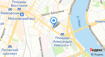 Администрация Центрального района, Отдел образования на карте