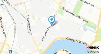 Чуз МСЧ Силовые машины на карте