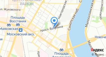 СРО НП СПСК на карте