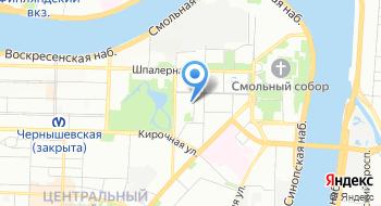 Рускомор-Сервис на карте