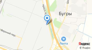 Eqstore на карте