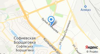Магазин Червоний маркет на карте