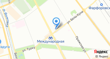 Садовый центр Полюшко на карте