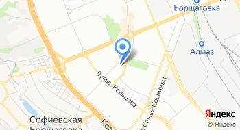 Интернет-магазин Gazer.prom.ua на карте