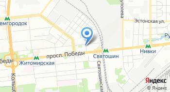 Компания Киев НКС на карте