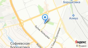 Явир-Житлобуд-2 на карте