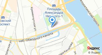 Санкт-Петербургская Духовная академия Иконописное отделение на карте