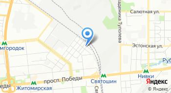 Компания Стоункрафт на карте
