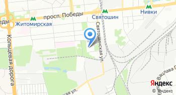 Благотворительный фонд Киевская международная школа на карте