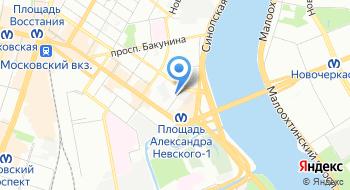 Профрезерв на карте