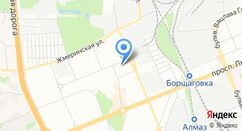 Киев ремонт сервис на карте