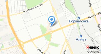 Святошинский районный Отдел Государственной исполнительной службы на карте