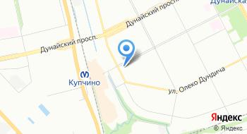 Букмекерская контора Олимп на карте