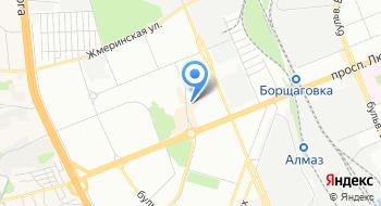 Компания SKYDesk на карте