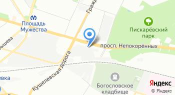 Пневмо-Альянс на карте