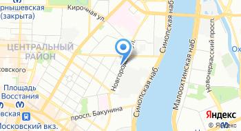 Снабжение78 на карте