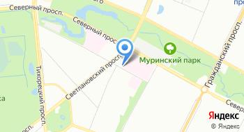 Калининское отделение городского патологоанатомического бюро Ритуальная канцелярия на карте