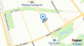 Городской крематорий для домашних животных на карте