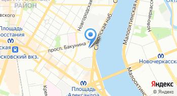 Мегапросто на карте