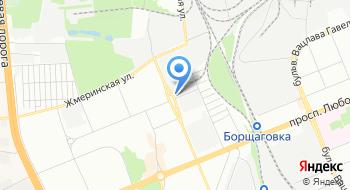 Станция зарядки электромобилей на карте
