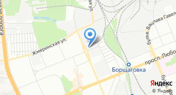 ГП Генеральная дирекция Автоцентр по обслуживанию иностранных представительств на карте