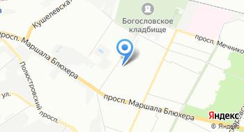 Фортуна-СПб на карте