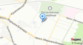 Zet-Avto на карте