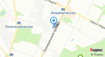ПрофНева на карте