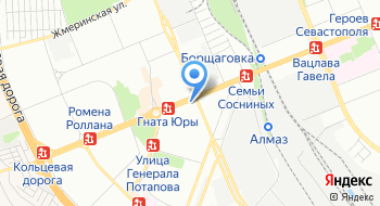 Компания Редуктор-Сервис на карте