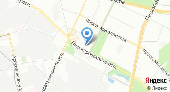 СПб ГУП Пассажиравтотранс на карте