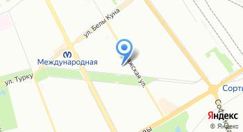 Гбоу школа-интернат № 37 на карте