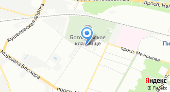 Инсмарт на карте