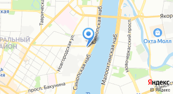 Юридическая фирма Инфора на карте
