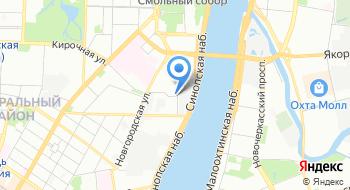 Акбор Аутстаффинг на карте