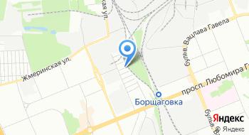 СТО Smart-UA на карте