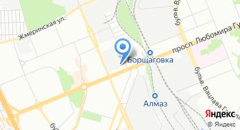 Торговая компания Авиатрек на карте