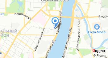Прядильно-ниточный комбинат им. С.М. Кирова Лечебно-оздоровительный центр на карте
