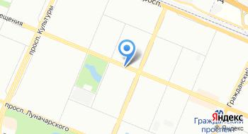 Городской пункт услуг на карте
