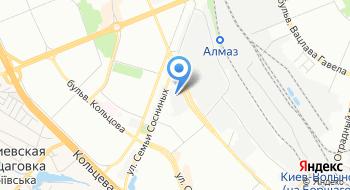 Компания Артек на карте