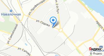 Петербурггаз на карте