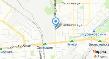 Государственный Авиастроительный Концерн Антонов на карте