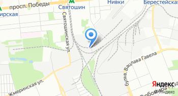 Ремонт Гидроспецтехники Украина на карте