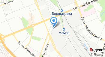 Интернет-магазин Climat-opt на карте