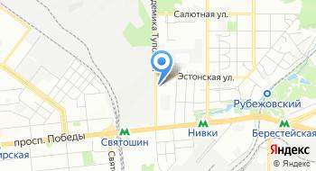 Автострахование Green-card на карте